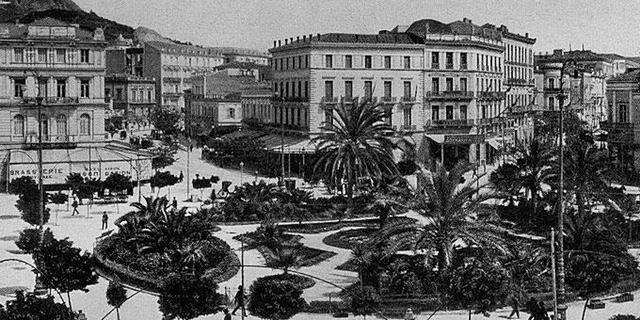 Οι φοίνικες στην Αθήνα τον 19ο αιώνα και η επιστροφή τους με τον Μεγάλο Περίπατο