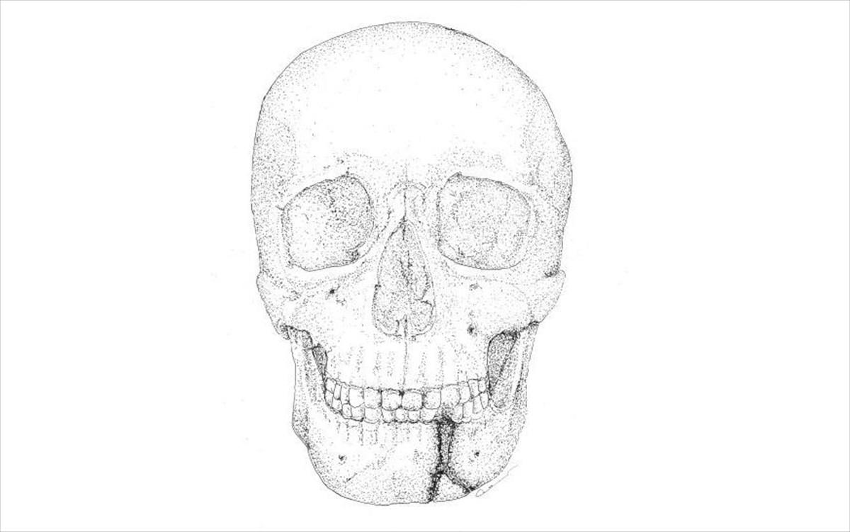 Καβάλα: Ανακαλύφθηκε αποκεφαλισμένος βυζαντινός πολεμιστής με σαγόνι δεμένο με χρυσό σύρμα