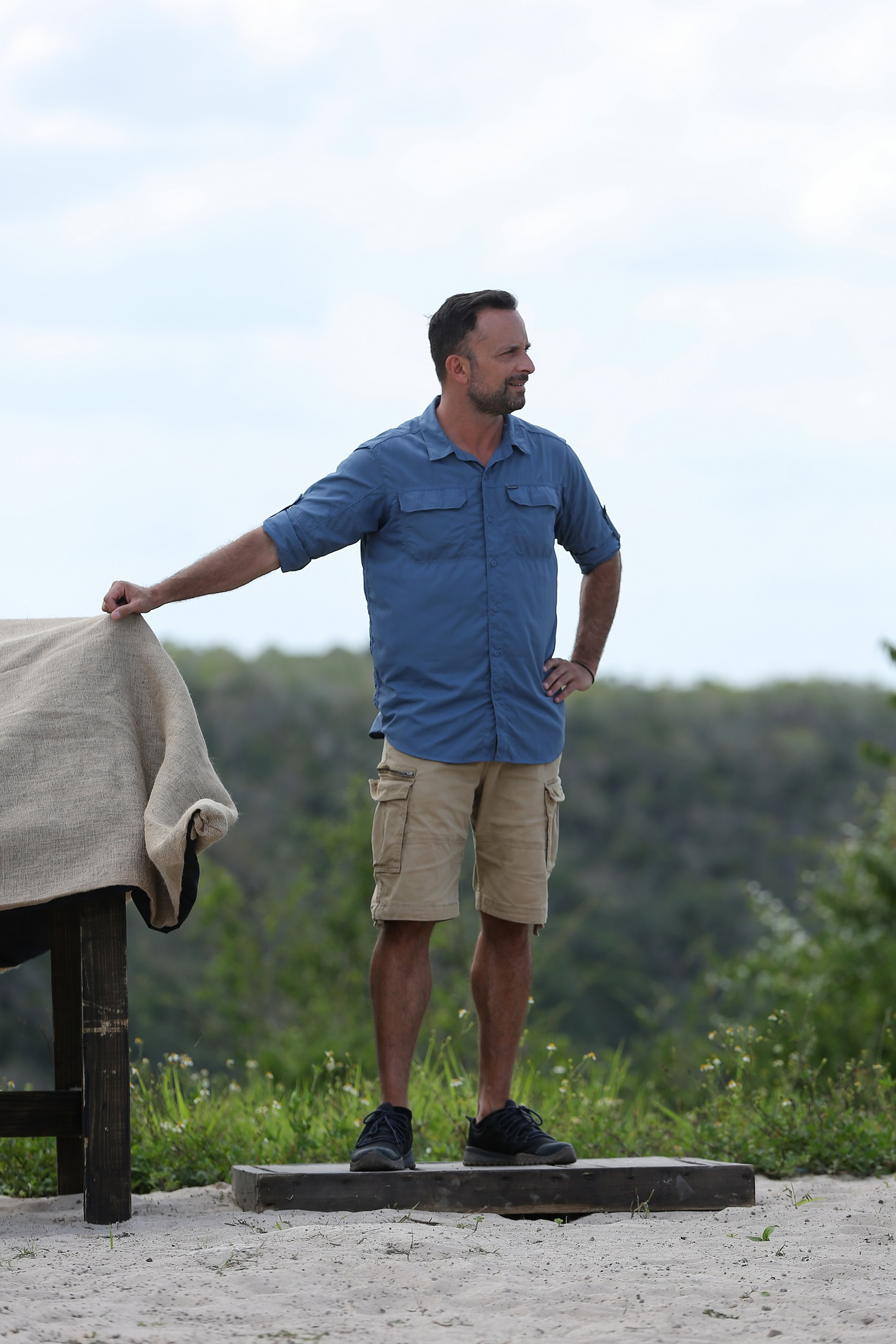 Survivor: Το σχέδιο Παππά -Γιατί ζητησε να αντιμετωπίσει τον Τζέιμς (vid)