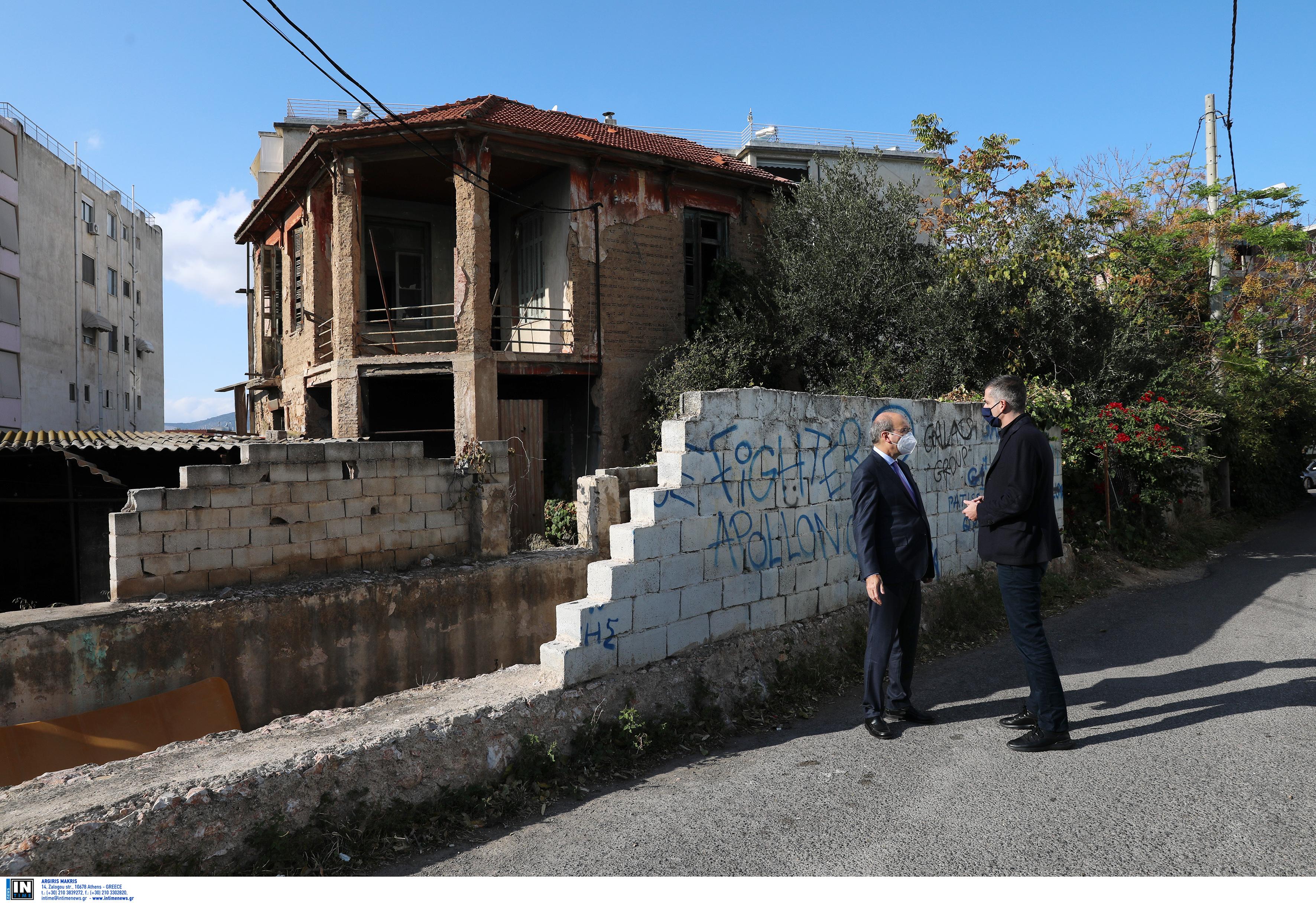 Ετοιμόρροπα κτίρια: Αυτοψία στην Αθήνα – Αντιμετώπιση σε όλη τη χώρα