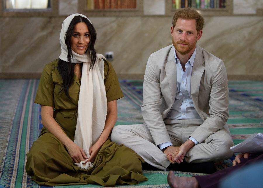 Βασιλική πηγή: Ο Χάρι και η Μέγκαν πλήγωσαν την βασιλική οικογένεια