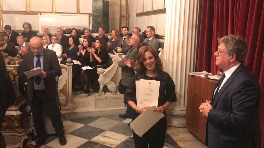 Νίκη Ευελπίδου: Νέο βραβείο για την Ιντιάνα Τζόουνς των βυθών (pics)