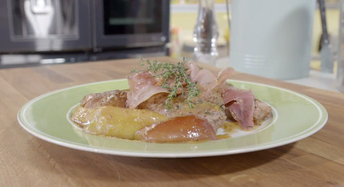Ώρα για φαγητό με την Αργυρώ στον ΣΚΑΪ: Όλες οι συνταγές της εβδομάδας