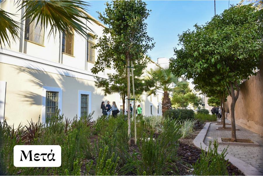 Μεγαλώνει δίκτυο πάρκων «τσέπης» στην Αθήνα-Nέα «πράσινη» γειτονιά Πετράλωνα