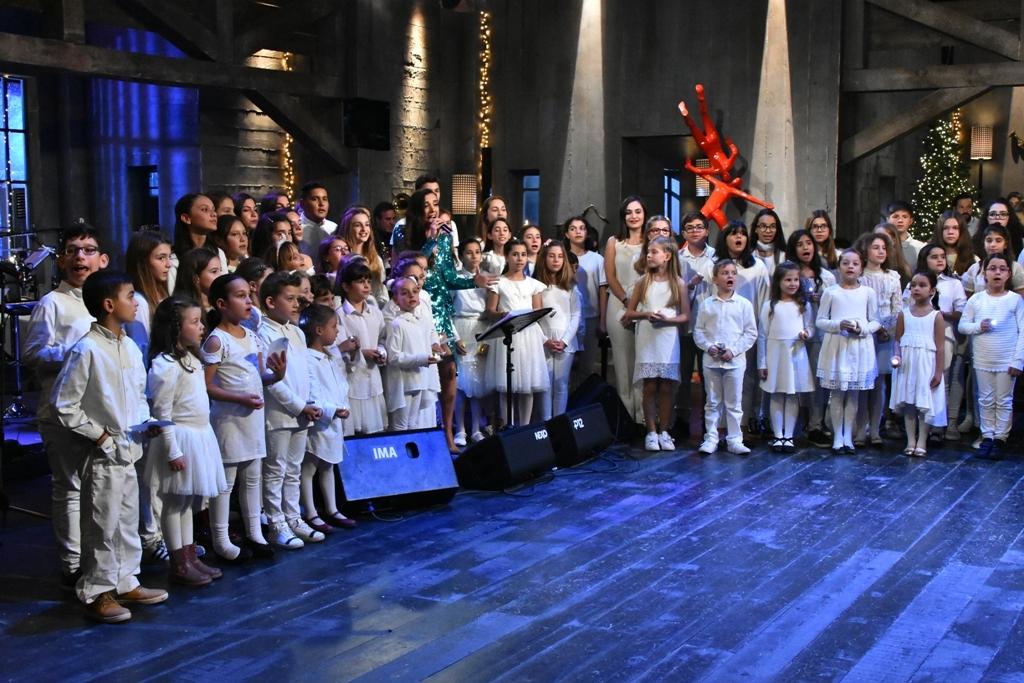 «Στην υγεία μας ρε παιδιά»: Ρεβεγιόν Χριστουγέννων με κορυφαίους ερμηνευτές