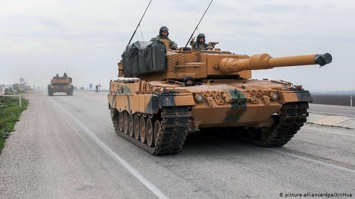 Στα ύψη οι εξαγωγές γερμανικών όπλων στην Τουρκία – Ερντογάν: Μας τελείωσε η Γερμανία!