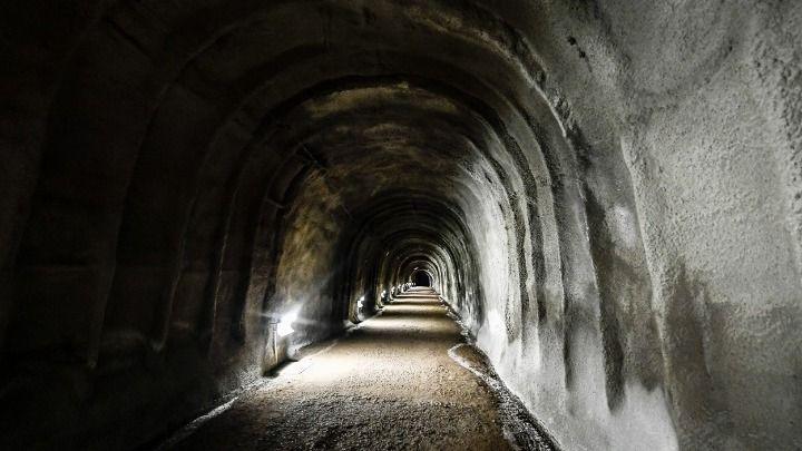 Αποτέλεσμα εικόνας για Οι μυστικές, υπόγειες σήραγγες των Ναζί στο Μάριμπορ
