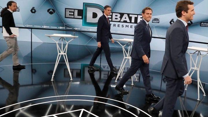 Ισπανία: Κανένα κόμμα δεν εξασφαλίζει αυτοδυναμία, ενισχύεται η ακροδεξιά δείχνει η δημοσκόπηση της El Pais