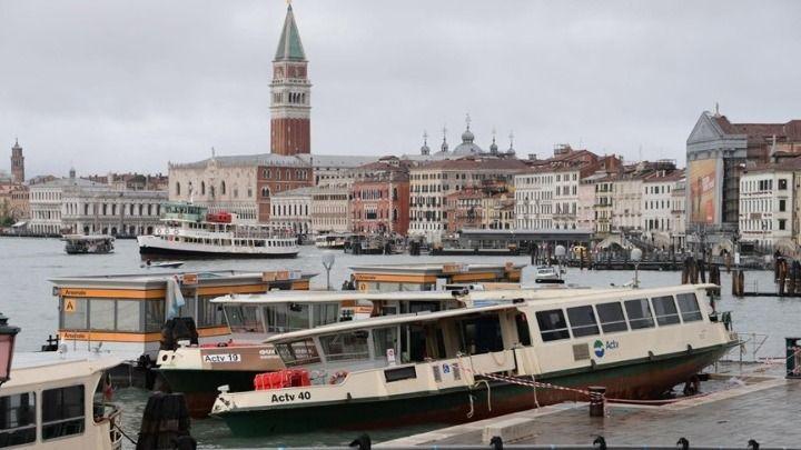 Ιταλία: H Unesco απευθύνει έκκληση για την εφαρμογή του σχεδίου MOSES για τη Βενετία