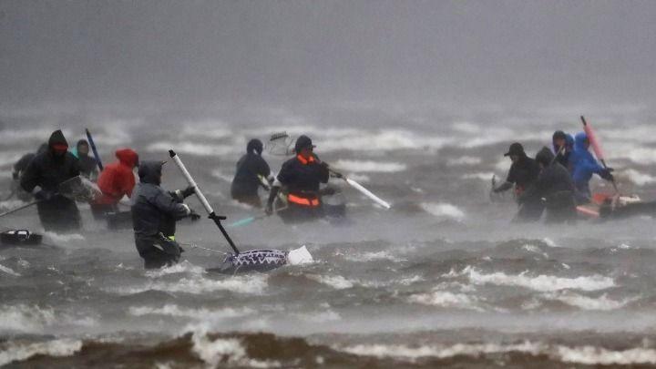 Δυτική Ευρώπη: Στους 8 οι νεκροί από την καταιγίδα Έλσα