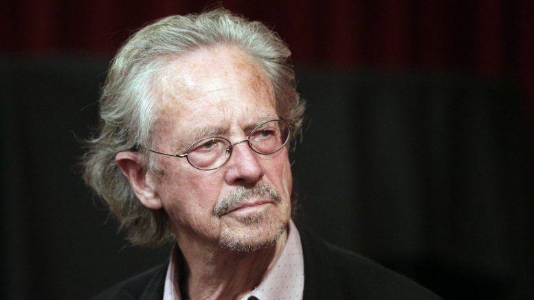 Οργή Άγκυρας για το Νόμπελ Λογοτεχνίας στον Χάντκε: «Αναίσχυντη απόφαση»