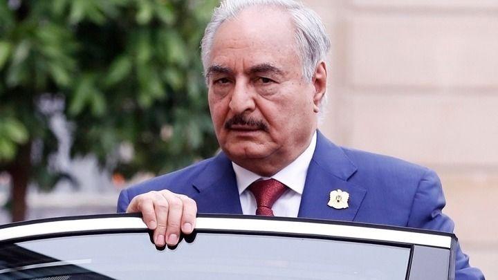 Λιβυκά ΜΜΕ: Στην Ελλάδα τις επόμενες ημέρες ο Χαφτάρ