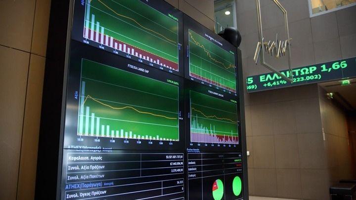 Στην κορυφή του παγκοσμίου χάρτη αποδόσεων το Χρηματιστήριο Αθηνών με ετήσια κέρδη 49,47%