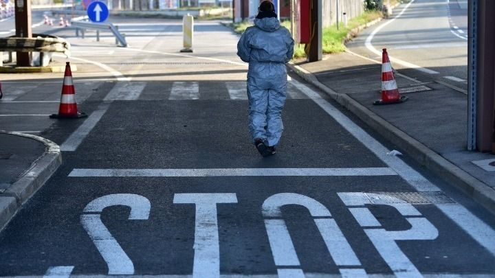 Κορωνοϊός: Αλβανία-Βόρεια Μακεδονία κλείνουν τα σύνορα με την Ελλάδα