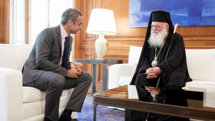 Κορωνοϊός: Τί ζήτησε ο Μητσοτάκης από Ιερώνυμο- Όλα τα νέα μέτρα - Πρόστιμο 5000 ευρώ σε παραβάτες