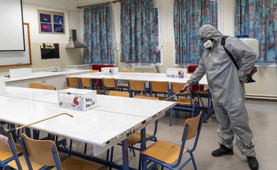 Κορωνοϊός: Κλείνουν τα σχολεία της Πέλλας έως τις 25 Σεπτεμβρίου | ΣΚΑΪ