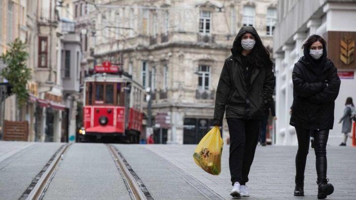 Τουρκία: Νέα μέτρα μετά την πολύ σοβαρή αύξηση κρουσμάτων κορωνοϊού | ΣΚΑΪ