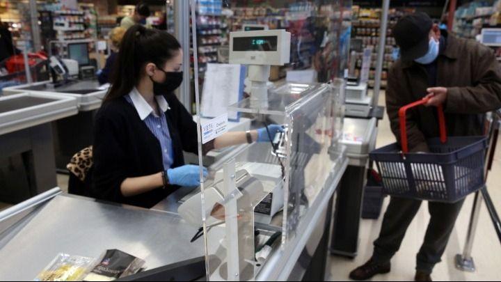 Λιβαδειά - Καταγγελία :  Κρούσματα κορονοϊού σε γνωστό σούπερ μάρκετ
