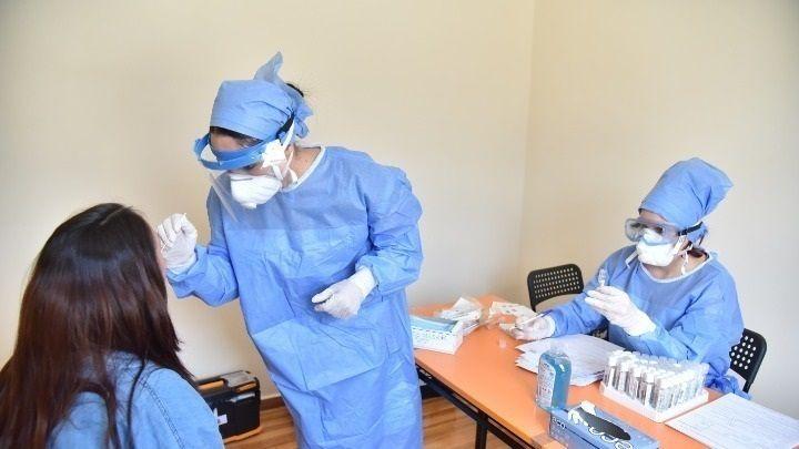 Κορονοϊός : Μαζικά δωρεάν rapid test  για τον κορωνοϊό στην Ασωπία την Παρασκευή