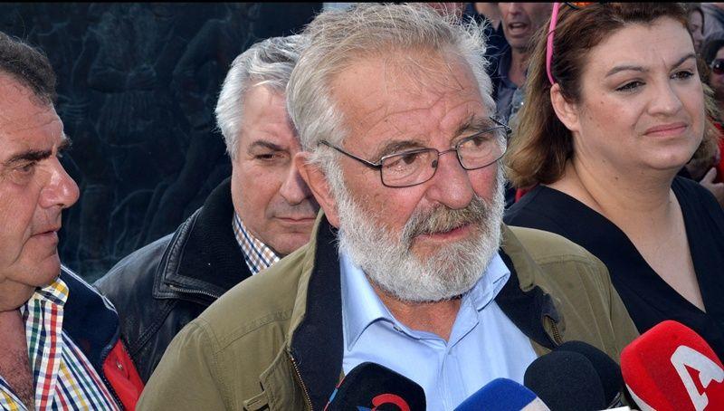 Πέθανε ο αγροτοσυνδικαλιστής Βαγγέλης Μπούτας