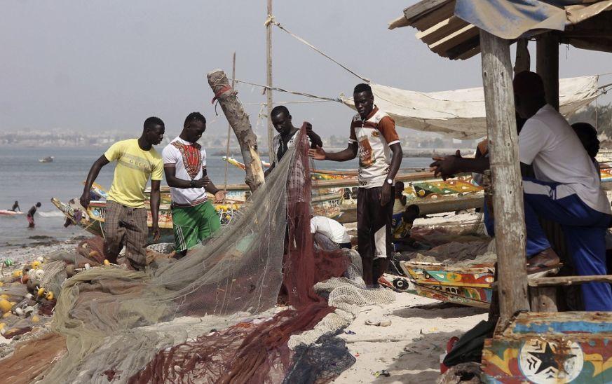 Σενεγάλη: Μυστηριώδης δερματική ασθένεια εμφανίστηκε σε 500 ψαράδες