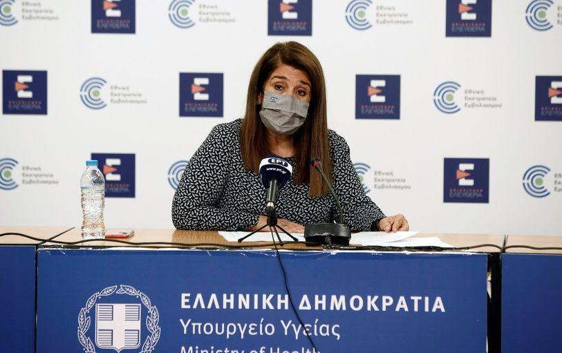 Παπαευαγγέλου: Οι περιοχές με νέες εξάρσεις- Τι είπε για μάσκα και επιδημιολογικό φορτίο