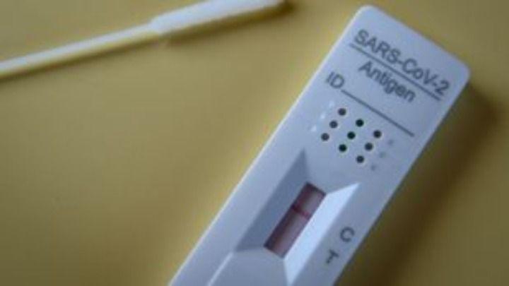 Σκέρτσος: δωρεάν διάθεση self-test συνέχεια από«κανάλια διανομής» θα ανακοινωθούν