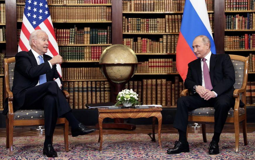 Putin - Baiden, APE