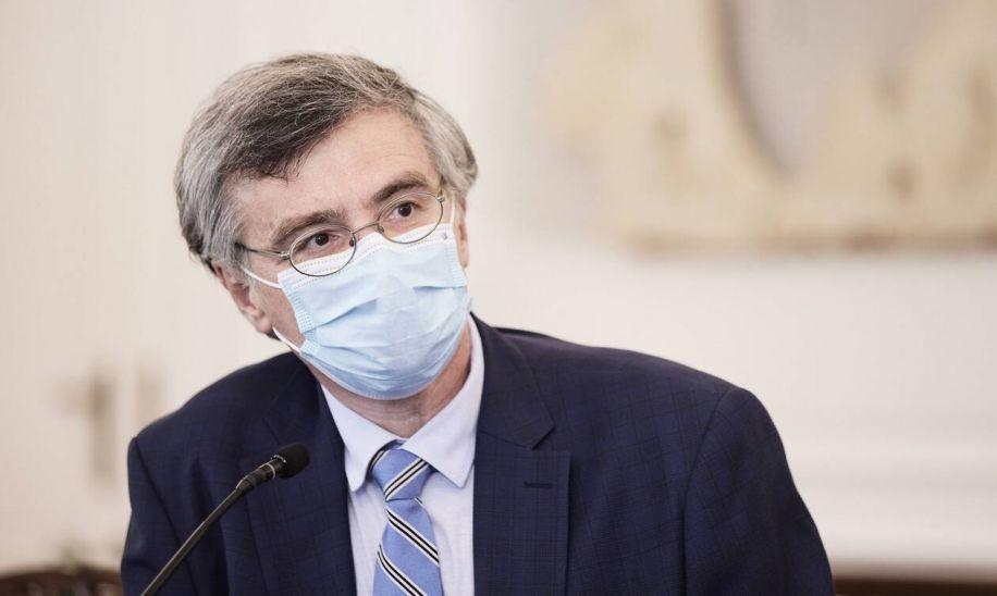 Ανησυχία Τσιόδρα για χαμηλούς εμβολιασμούς- Ποιους κατηγόρησε για «αντιεπιστημονικές ανοησίες»