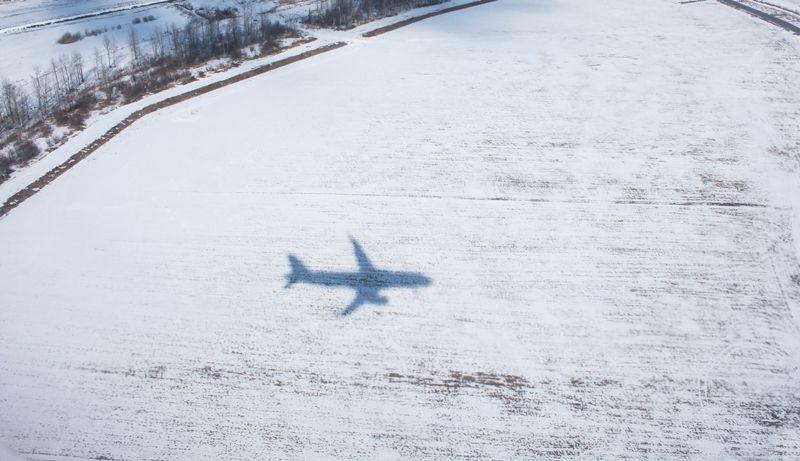 Κύπρος: Αεροσκάφος «μυστήριο» με ύποπτες πτήσεις, καθηλωμένο στο αεροδρόμιο Πάφου (pics)