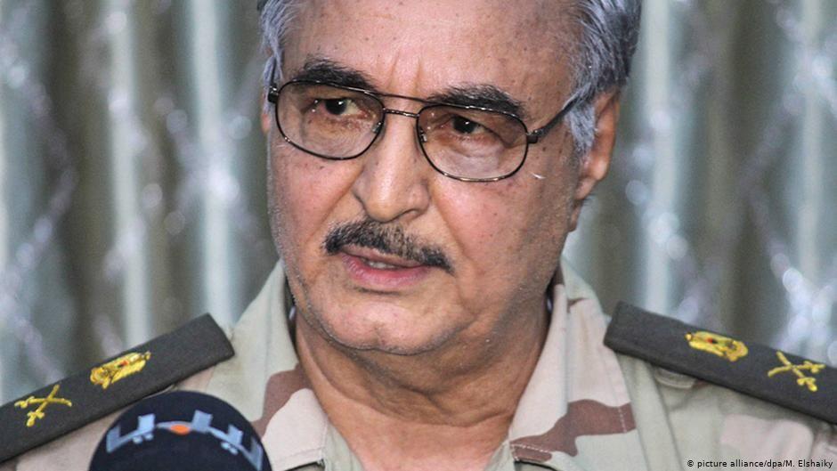 Απέρριψε την κατάπαυση πυρός στη Λιβύη ο Χαφτάρ