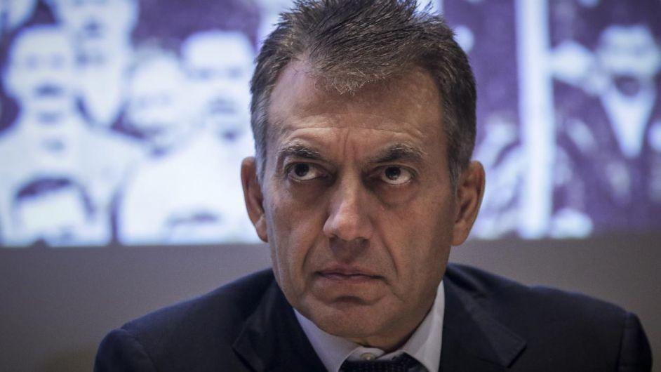 Βρούτσης: Αυθαίρετες και ανεύθυνες οι εξαγγελίες Τσίπρα
