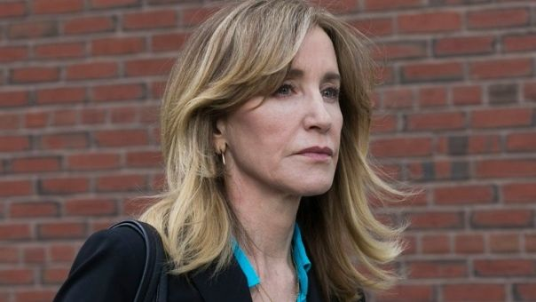 Αποφυλακίστηκε η «Νοικοκυρά σε απόγνωση» Φελίσιτι Χόφμαν