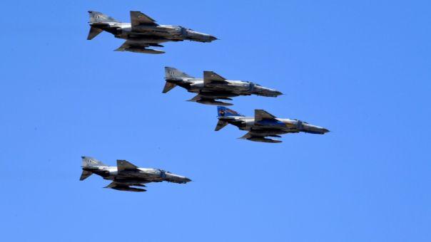 Μέσα Νοεμβρίου το νομοσχέδιο για την αναβάθμιση τωνF-16