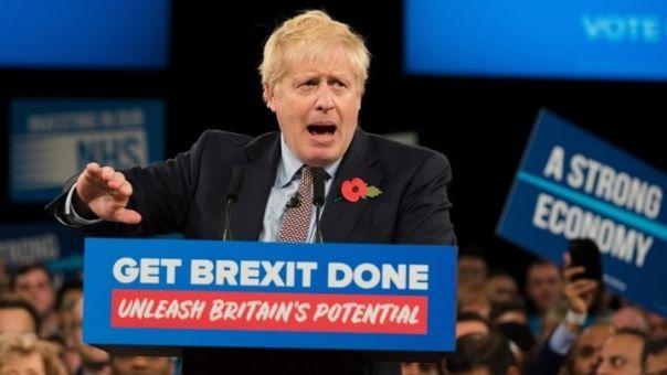 Τέλος στην «ημέρα της μαρμότας» του Brexit υπόσχεται ο Τζόνσον