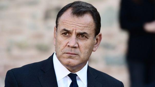 Παναγιωτόπουλος: Προτεραιότητα η σύμβαση για την αναβάθμιση των F-16