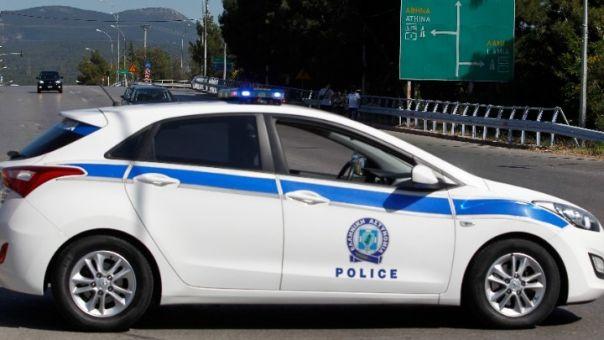 Αστυνομικοί πυροβόλησαν φυγόποινο στην Κόρινθο - Εμβόλισε περιπολικό