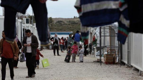 Χίος: Συγκέντρωση κατά της δημιουργίας της νέας δομής προσφύγων-μεταναστών
