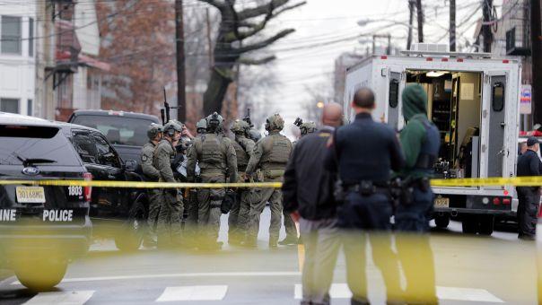 Αστυνομικοί τραυματίστηκαν από πυρά ενόπλου στο Νιου Τζέρσεϊ
