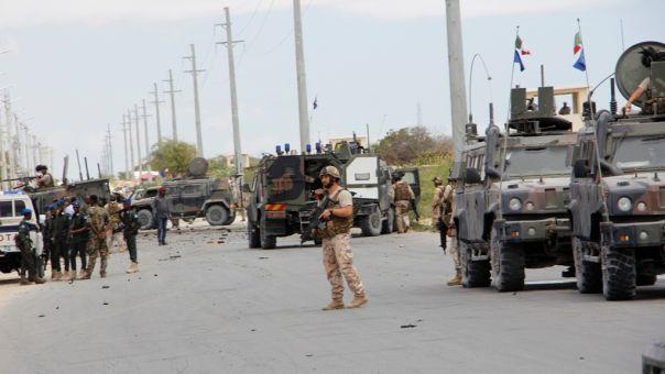 Πέντε νεκροί από την ισλαμιστική επίθεση κοντά στην προεδρική κατοικία στη Σομαλία
