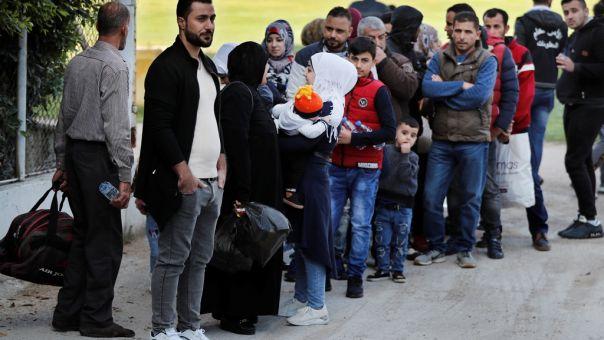 Ανθρωπιστική βοήθεια 1,6 δισ. ευρώ σε Συρία και γειτονικές χώρες από τη Γερμανία