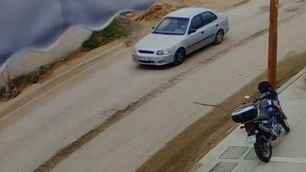 Άγιοι Θεόδωροι: Νέα φωτό του αυτοκινήτου των κακοποιών που σκότωσαν την 77χρονη