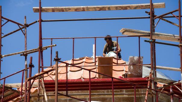 ΕΛΣΤΑΤ: Αύξηση 7,9% στην οικοδομική δραστηριότητα το 9μηνο