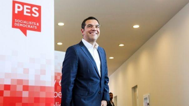 Το PES υιοθέτησε το αίτημα Τσίπρα για περαιτέρω μέτρα και κυρώσεις απέναντι στην Τουρκία