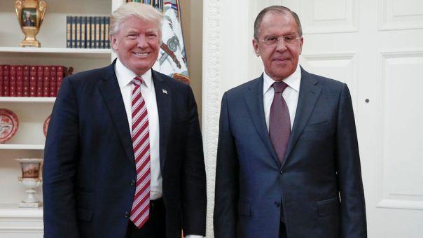 Ο Ρώσος ΥΠΕΞ Λαβρόφ θα συναντηθεί με τον πρόεδρο Τραμπ στην Ουάσινγκτον
