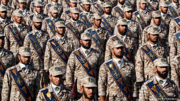 Κυρώσεις της ΕΕ εις βάρος του επικεφαλής των Φρουρών της Επανάστασης και ακόμη 7 διοικητών δυνάμεων
