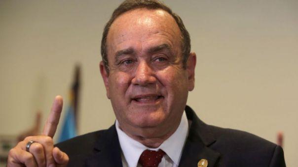 Γουατεμάλα: Η νέα κυβέρνηση διατηρεί τη συμφωνία με ΗΠΑ για το μεταναστευτικό