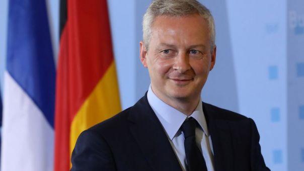 Γάλλος ΥΠΟΙΚ: Καταλήξαμε σε ένα «κοινό πλαίσιο» για τον ψηφιακό φόρο με τις ΗΠΑ
