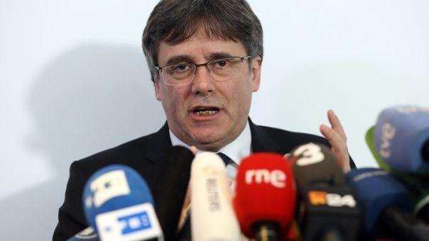 Βέλγιο: Αναστέλλεται η έκδοση του πρώην πρόεδρου της Καταλονίας Πουτζδεμόν στην Ισπανία
