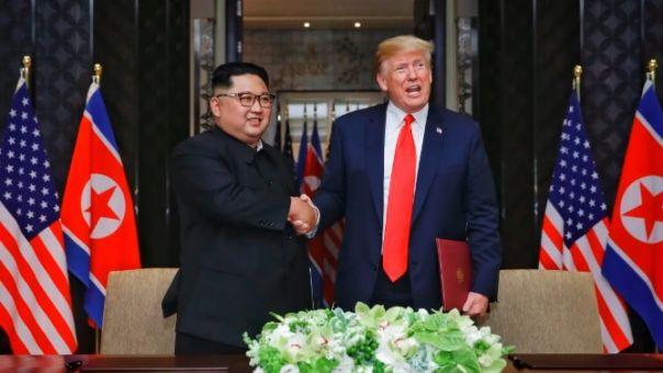 Νέες κυρώσεις επέβαλαν οι ΗΠΑ στη Βόρεια Κορέα